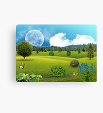 Nature Canvas Print