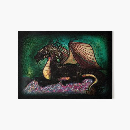 Draco  Art Board Print