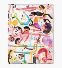 Yoga Morning iPad Case/Skin