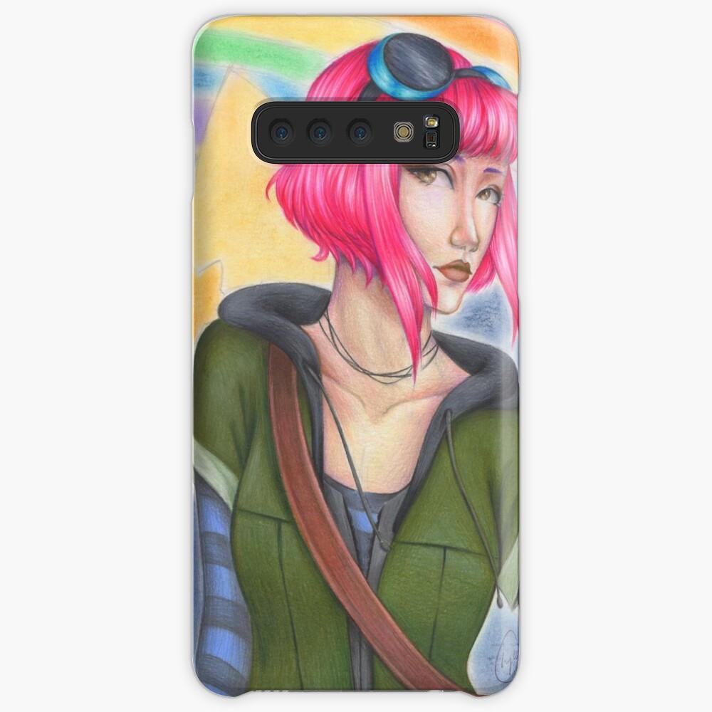 Ramona Flowers - Scott Pilgrim  Case & Skin for Samsung Galaxy