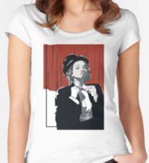 Woman Secrets- Dietrich Camiseta entallada de cuello redondo