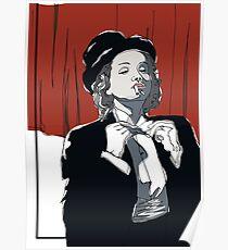 Woman Secrets- Dietrich Póster
