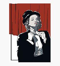 Woman Secrets- Dietrich Lámina fotográfica
