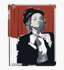 Woman Secrets- Dietrich Vinilo o funda para iPad