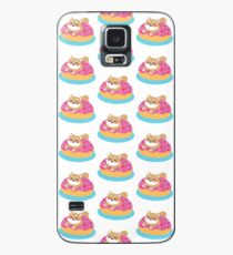 Pool Fun Shiba Case/Skin for Samsung Galaxy