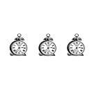 Waterbury Vintage Alarm Bell Clock by coralZ