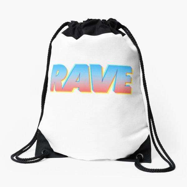 RAVE 3D Turnbeutel