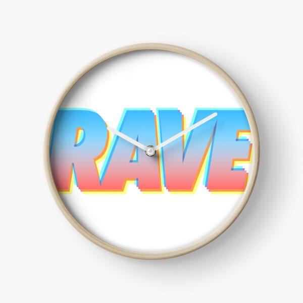 RAVE 3D Uhr