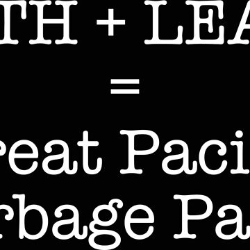 Math + Learn = The Great Pacific Garbage Patch by asktheanus