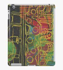 P A I N T E D // S H A P E S  iPad Case/Skin