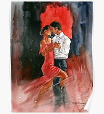Love and Tango Poster