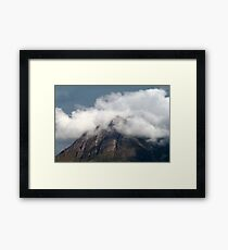 Slioch Framed Print