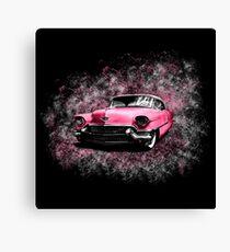 Elvis Presley's Pink Cadillac Canvas Print