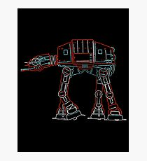 Incoming Hothstiles Photographic Print