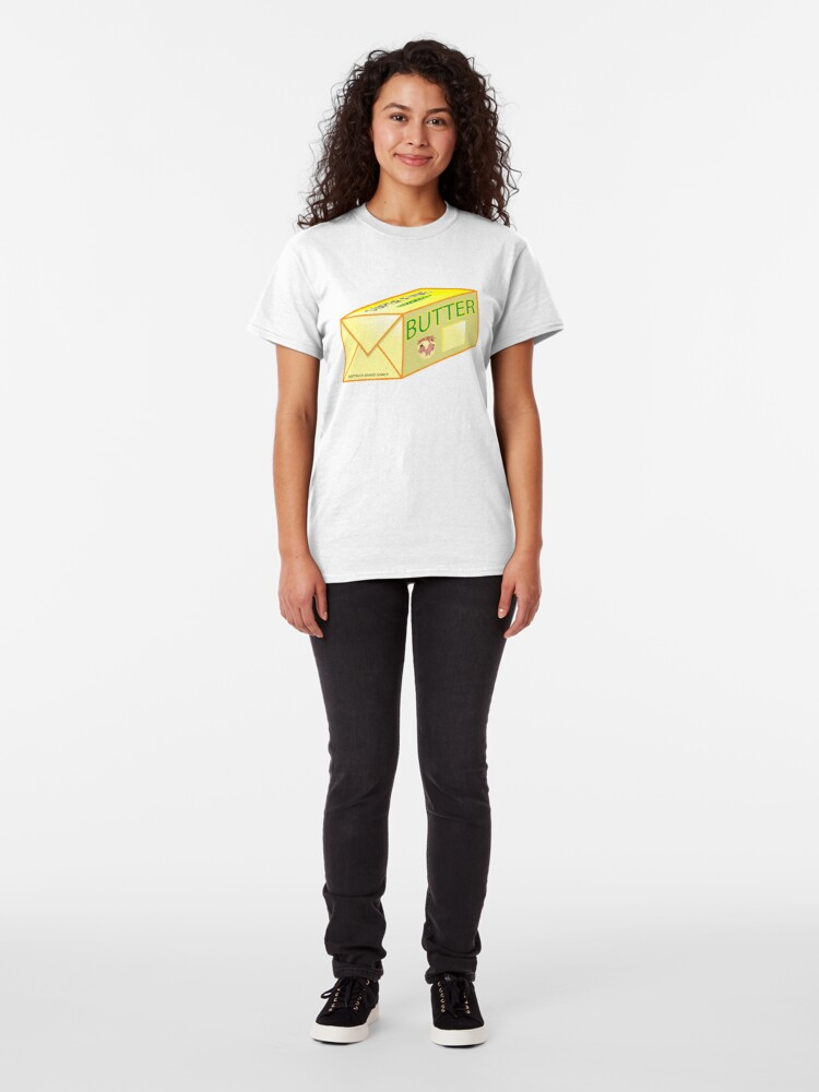 Alternate view of Butter Classic T-Shirt