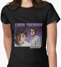 Louis Theroux Women's Fitted T-Shirt