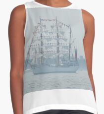 Tall Ship, Hudson River, New York City Contrast Tank