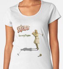 Genesis - Nursery Cryme Women's Premium T-Shirt