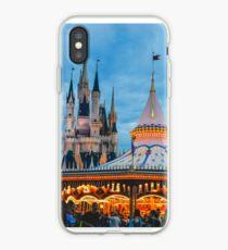 Carousel & Castle iPhone Case