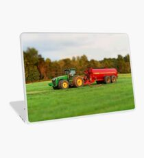 Colorful Agriculture Laptop Skin