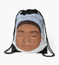 Head In The Clouds - Normani Kordei Drawstring Bag