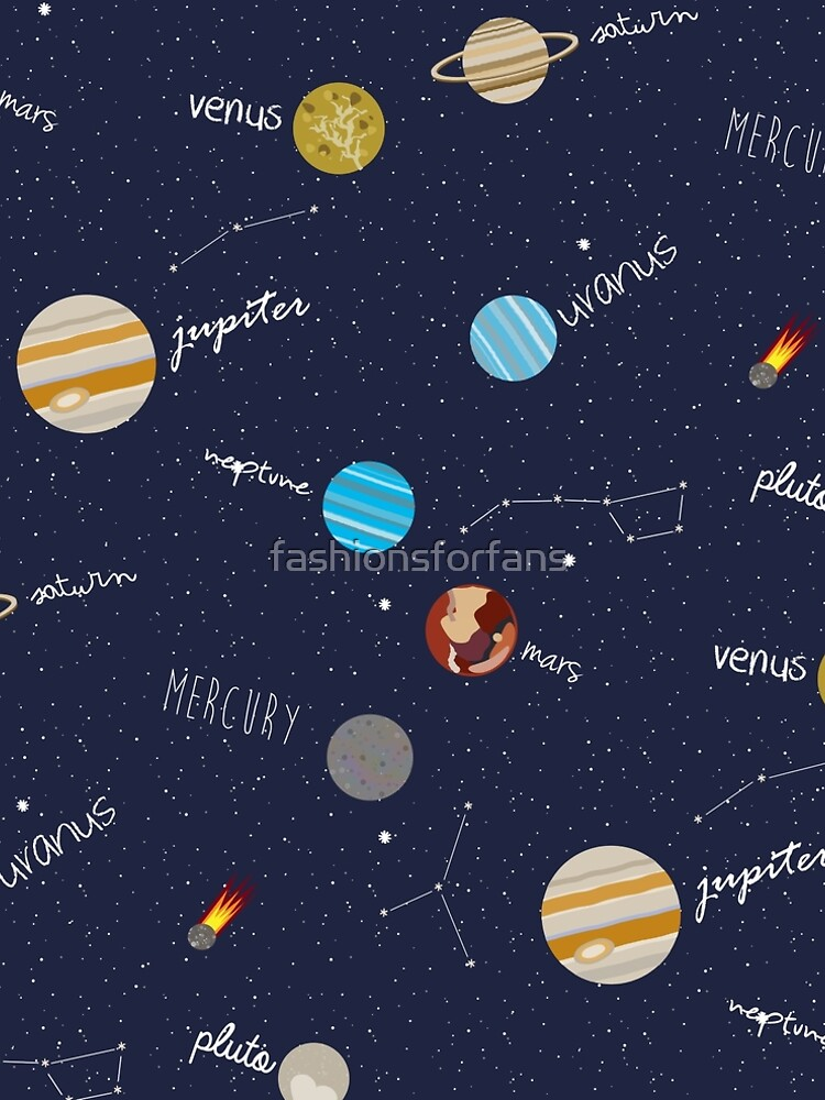 Space Doodles by fashionsforfans
