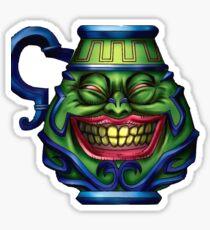 Yugioh - Pot of greed Sticker