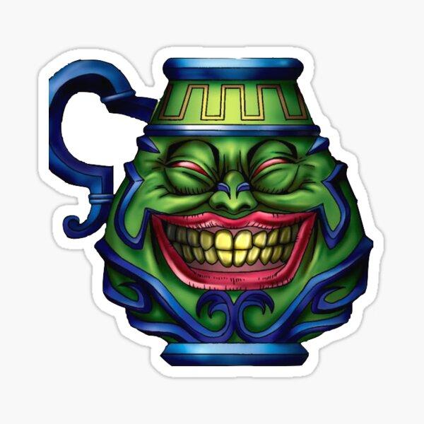 Yugioh - Pot de cupidité Sticker
