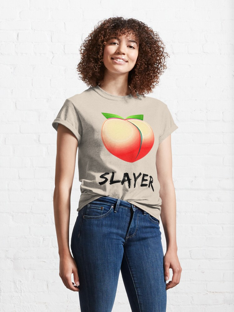 Alternate view of Booty Slayer Classic T-Shirt