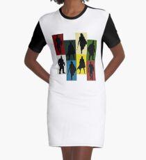 Revengers Graphic T-Shirt Dress
