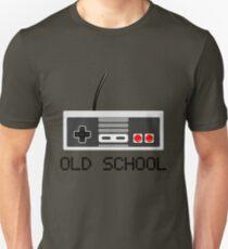 Old school - Nintendo (NES) Controller Unisex T-Shirt