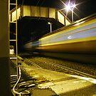 Moving  Train by Alexander Mcrobbie-Munro