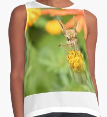 Insect and Flower Close-Up, Bronx, New York City Contrast Tank