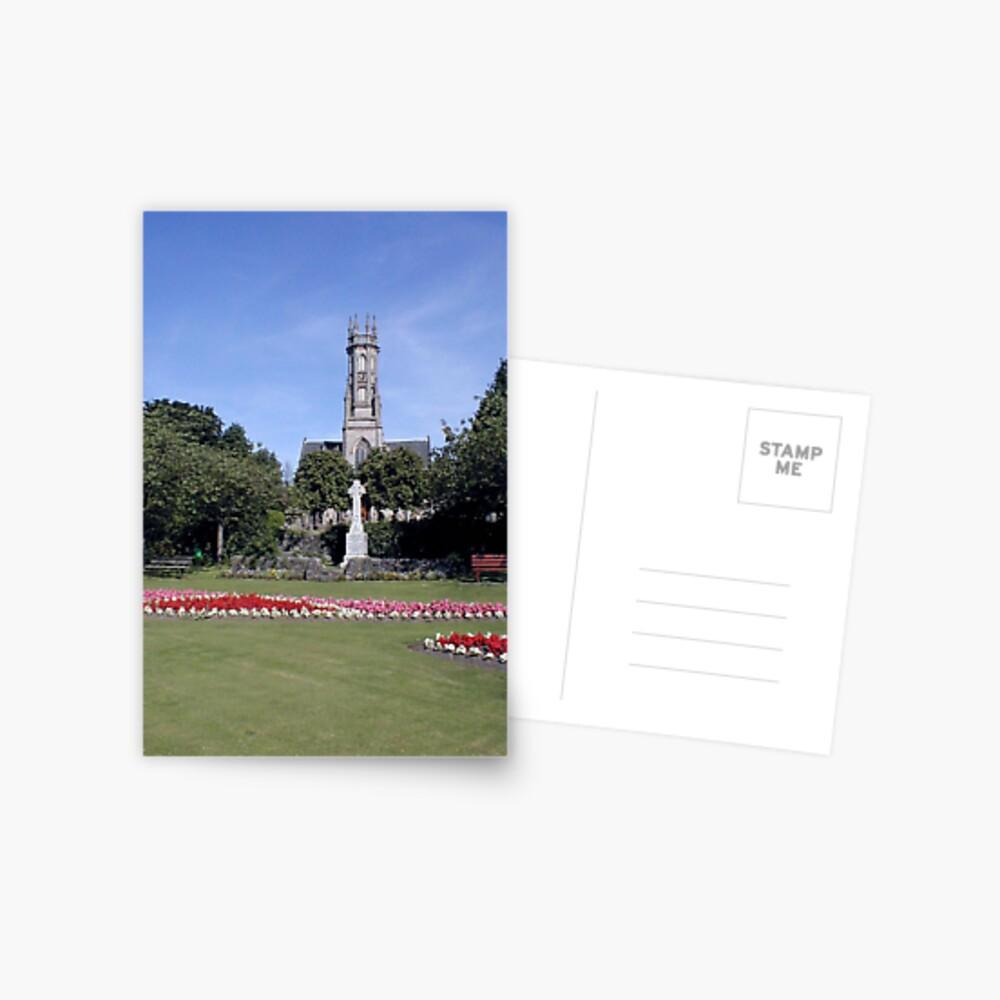 Rhu Church Postcard