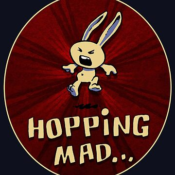 Hopping Mad Bunny by Hackers