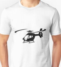 EC-135 Helicopter Design Unisex T-Shirt