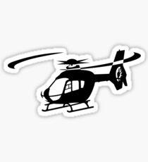 EC-135 Helicopter Design Sticker