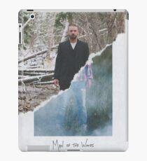 Man of the Woods - Justin Timberlake iPad Case/Skin