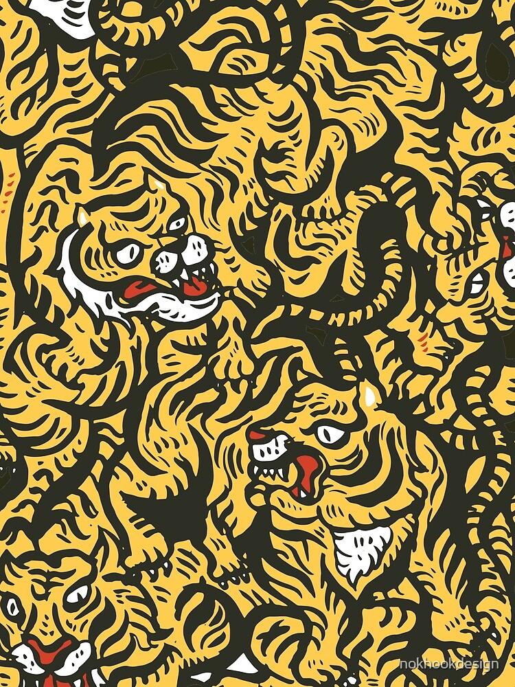 Tigers meeting by nokhookdesign
