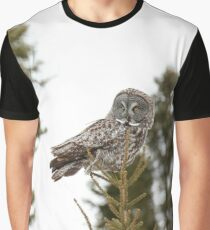Over my shoulder  Graphic T-Shirt