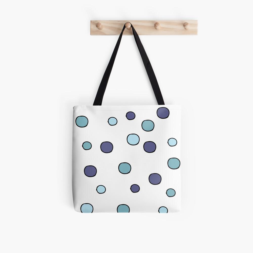 Aqua Balls - Bubbles Tote Bag