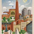 University Of Birmingham by Brumhaus