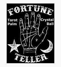 Fortune Teller Photographic Print