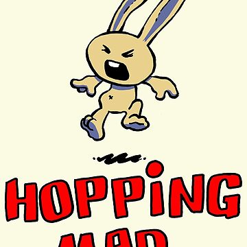 The Hopping Mad Bunny by Hackers