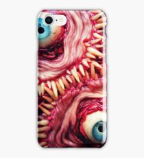 tooth beast iPhone Case/Skin