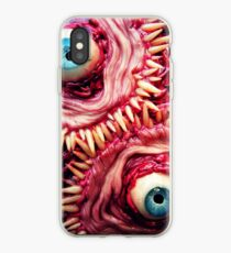 tooth beast iPhone Case