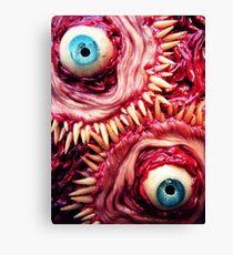 tooth beast Canvas Print