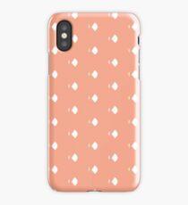Coral Diamonds iPhone Case/Skin