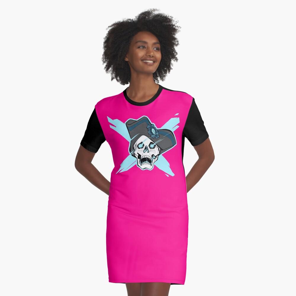 LESBIANS AT SEA Graphic T-Shirt Dress