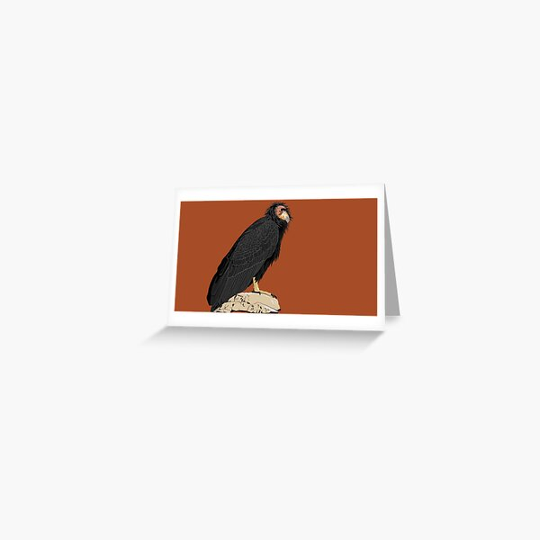 California Condor (support the Los Angeles Zoo) Greeting Card